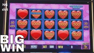 Lightning Link Slot Machine • BIG WIN• Heart Throb Slot Free Games and Lightning Link Bonus Won