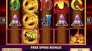 MUSTANG MONEY Video Slot Casino Game with a MUSTANG MONEY FREE SPIN BONUS