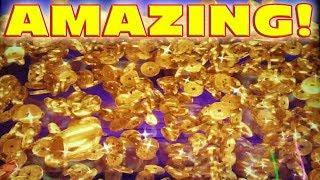 AMAZING BIG WIN RUN • NEW GOLD STACKS 88 AT RED ROCK