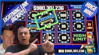 ⋆ Slots ⋆NEW! (HIGH LIMIT) Lightning Link Jackpots & Handpays⋆ Slots ⋆