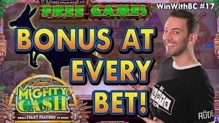 ⋆ Slots ⋆ Bonus at EVERY BET ⋆ Slots ⋆ MIGHTY CASH Outback Bucks at San Manuel Casino