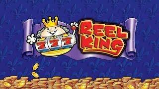 Reel King, 5 Reel Kings, Mega Big Win