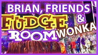• Brian & Friends • WONKA • 8 Petals WINS! • Slot Machine Pokies w Brian Christopher
