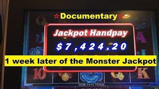 •KURI Slot's Documentary•ONE WEEK LATER OF THE MONSTER JACKPOT•MEGA VAULT Slot machine (igt)•彡
