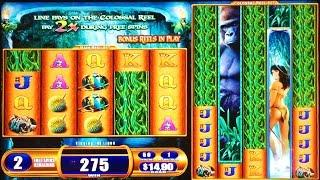 Queen of the wild slot machines reel casino