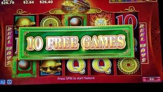 88 Fortunes Slot Machine Bonus and Nice Line Hit •Live Play•