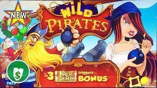 •️ NEW - Wild Pirates slot machine