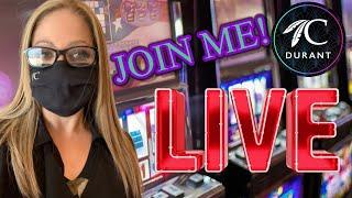 ⋆ Slots ⋆ LIVE‼️ FROM THE NEW SKY CASINO AT CHOCTAW IN DURANT OKLAHOMA⋆ Slots ⋆⋆ Slots ⋆GRAND OPENING DAY‼️⋆ Slots ⋆ ⋆ Slots ⋆