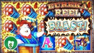 •  Eureka Blast slot machine, 3 sessions