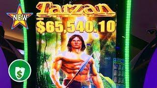•️ New - Tarzan Grand slot machine, bonus