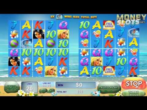 Sunset Beach Video Slots Review  |  MoneySlots.net