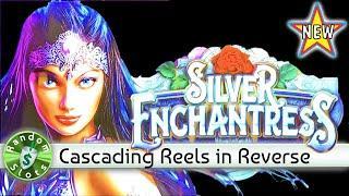 •️ New - Silver Enchantress slot machine, bonus