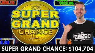 Got a SUPER GRAND CHANCE to win between $1,000 and $100,000...one could wish! #ad