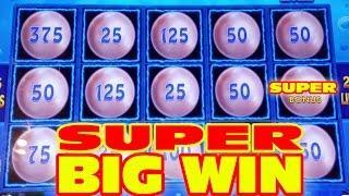 I DIDN'T HEAR NO BELL • COMEBACK SUPER BIG WIN • LIGHTNING LINK