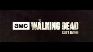 The Walking Dead - Line Hit and Max Bet Bonus w/ progressive - Big Win