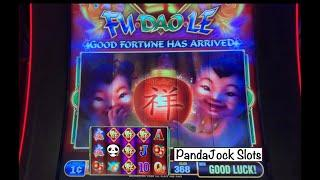 Good Fortune has arrived! Fu Dao Le and freeplay!