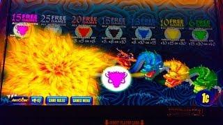 Aristocrat's 5 Dragons Slot Machine - Another Try At Mystery Choice