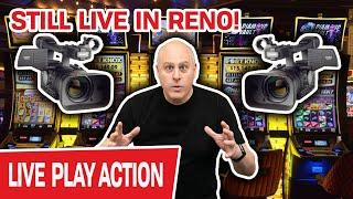 ★ Slots ★ We're STILL Partying ★ Slots ★ We're STILL Spending HUGE MONEY in Reno