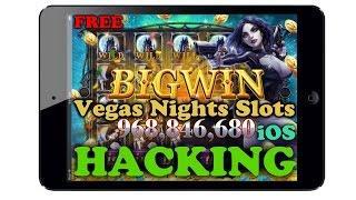 Vegas Nights Slots hacking iPad unlimited coins (Gameplay)