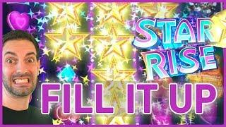 • LIVE - FILL it UP! • STAR POWER • • Slot Fruit Machine Pokies w Brian Christopher