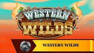 Western Wilds slot by IronDog