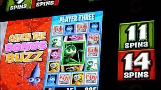 Triple Double 777 Love Bug Slot Machines Bonus Win (queenslots)