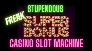 ⋆ Slots ⋆WHOA Great SUPER Bonus on this here Ya'LL Casino Slot Machine!