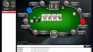 PokerStars Blind Structures