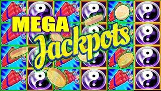 WOW MEGA JACKPOTS! LANDING HUGE LINE HITS LEADS TO 3 HANDPAYS! HIGH LIMIT SLOTS