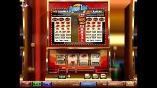 Simbat Bonus Line Slot Machine