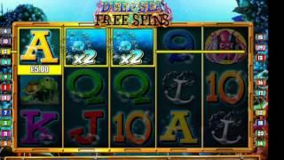 Deap Sea Treasure slots - 270  win!