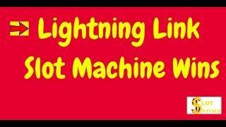 Lightning Link Slot Machine Winning