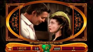 GONE WITH THE WIND™ Slot Machines By WMS Gaming