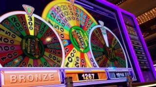 Wheel Of Fortune Triple Spin Bonus #1 At Max Bet