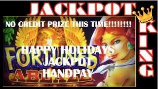 Fortunes Ablaze *REVENGE JACKPOT HANPDAY* No credit prize this time!!!!!