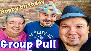 • GROUP PULL • Live Slot play! Slot Traveler, Slot Machine Bonus! Birthday Bash in Atlantic City!