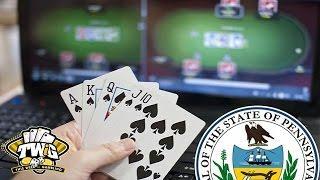 Pennsylvania Online Poker & U.K. Election Betting