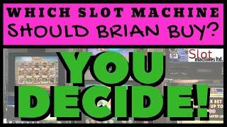 •LIVE SURPRISE - Brian Goes Shopping at Slot Machines Unlimited