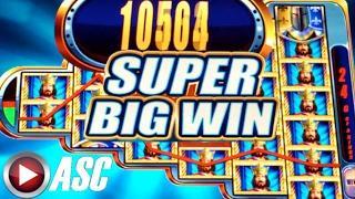 •SUPER BIG WIN!• KINGS!! KNIGHT'S KEEP (WMS) & MONOPOLY BIG MONEY REEL (WMS) Slot Machine Bonus