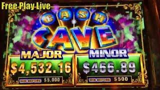 •LOVELY WIN•FREE PLAY Slot Live ! How was result on FP?•CASH CAVE & FIRE LINK Slot machine•彡kurislot