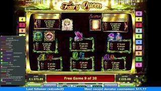 Fairy Queen - Big Win