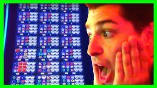 NEVER BEFORE SEEN ON YOUTUBE Opening all 24 Games on MORE MORE HEARTS Slot Machine! AMAZING WIN!