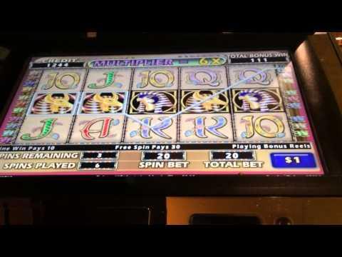 Cleopatra 2 LIVE PLAY with bonus win high limit slots