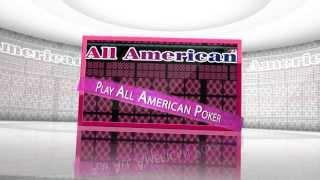 Free Online All American Poker Video Tutorial at Slots of Vegas