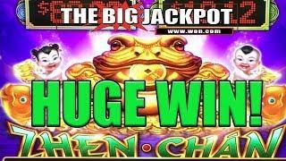 DOUBLE BIG WIN$ HUGE ZHEN CHAN JACKPOTS