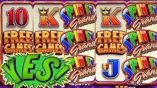 SPIN ME A GRAND JACKPOT • SPIN IT GRAND BONUS & LIVE PLAY