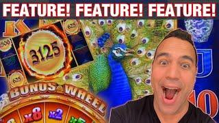 • DRAGON LINK WINS!!! | 5 DRAGONS GRAND JACKPOT FEATURE!!! • •