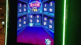 Roll The Bones slot machine U-roll Bonus games