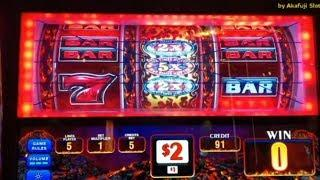 Nice Win on Free Play•Double Four Times Pay $1 Slot/ Hotter Than Blazes $2 Slot @ San Manuel Casino