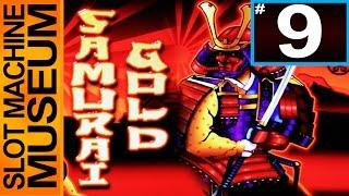 SAMURAI GOLD (Bally) - [Slot Museum] ~ Slot Machine Review